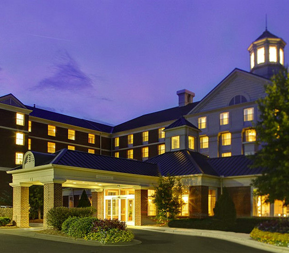 Marriott Courtyard, Chapel Hill